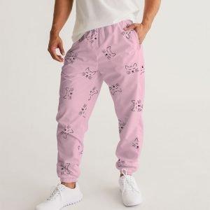 Men's Track Pants Dreamy Cat model