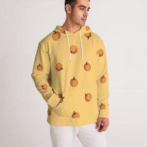 Men's Hoodie Pumpkins model