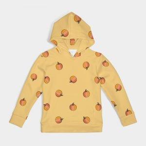 Kids Hoodie Pumpkins