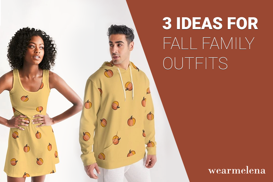 Ideas for Matching Fall Family Outfits